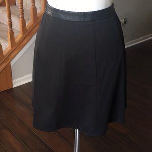 A-Line Knit Skirt